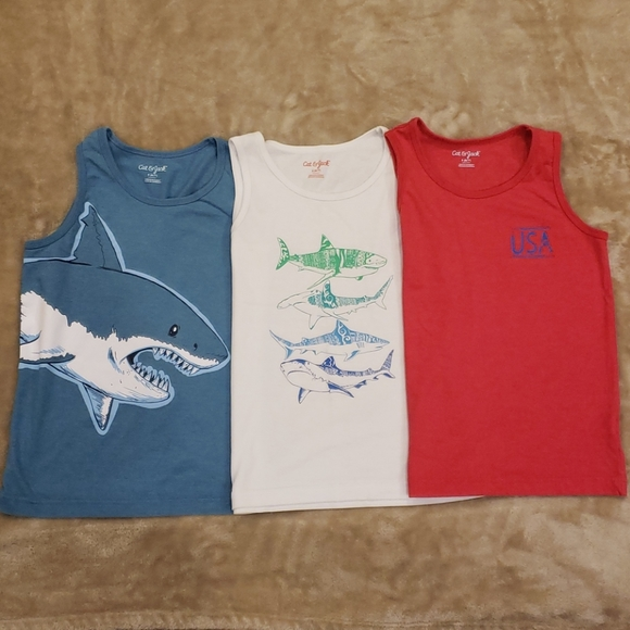 Boys Tank Top  by Cat and Jack